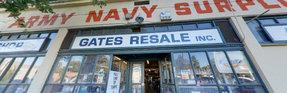 Gates Resale-Army Surplus