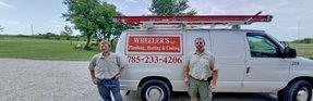 Wheeler's Plumbing Heating & Cooling LLC