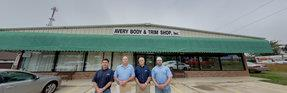 Avery Body And Trim Shop Inc