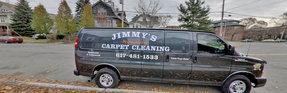 Jimmy's Professional Carpet Cleaning