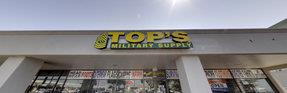 Tops Military Supply