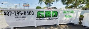 Global Rental Dumpsters